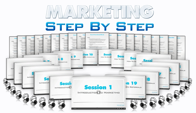 d3ba707b72 Маркетинг шаг за шагом (часть 1 из 10)